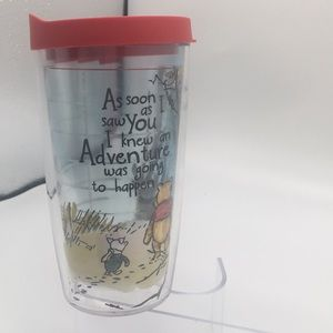 Tee is insulated tumbler Winnie Pooh NWT